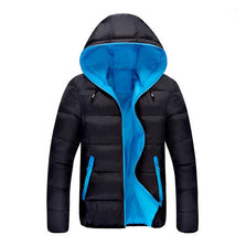 2016 Hot Selling Fashion Casual winter jacket men Coat Comfortable&High Quality Jacket 3 Colors Plus Size XXXL Wholesale