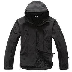 Shark skin Soft Shell Outdoor Tactical Military Jacket Waterproof Windbreaker Army Outwear Clothes