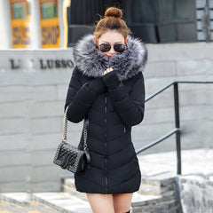 Women Down Jacket Winter Jacket Women Thick Snow Wear Winter Coat Lady Clothing Female Jackets Parkas