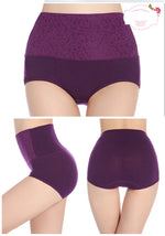 Women High Waist Body Shaper Slimming Underwear Seamless Control Panties Body Shapewear Girdle Female Briefs Stretchy Pants