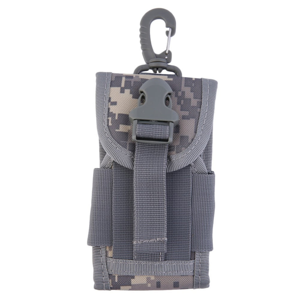 4.5 inch Universal Army Tactical Bag for Mobile Phone Hook Cover Pouch Case