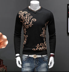 top sale  winter men's sweater  man thickening Pullover Sweaters wholesale