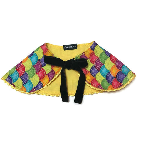 Ocean Friends Girl Cape Collar