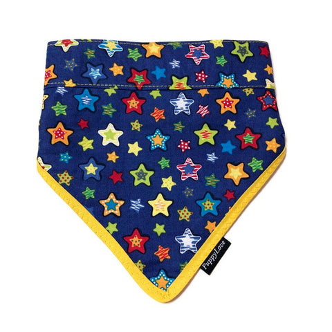 Rainbows & Clouds Reversible Bandana