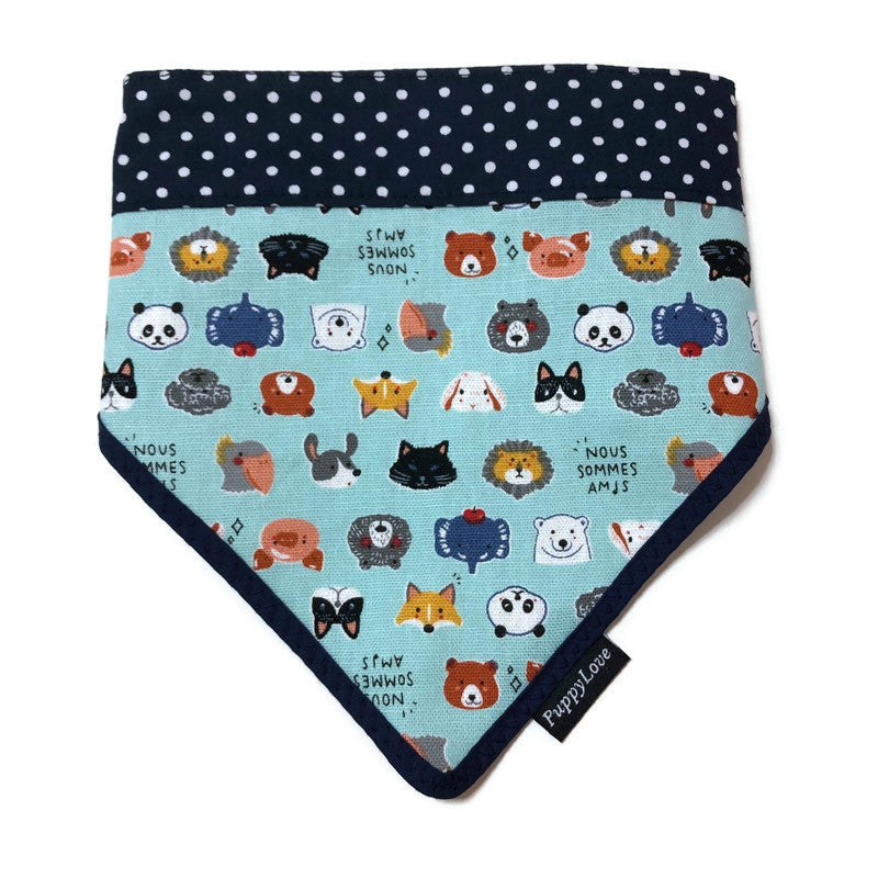 Animal Friends Bandana