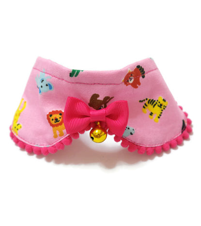 French Unicorn Princess Collar