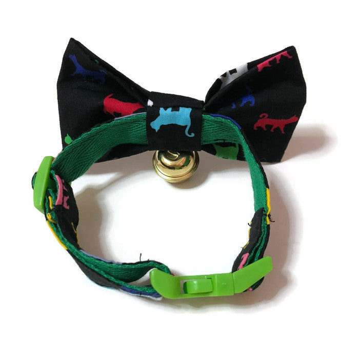 Colorful Cats Bowtie