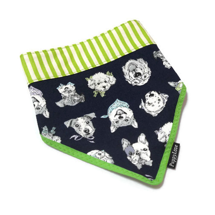 United Dogs Bandana Blue