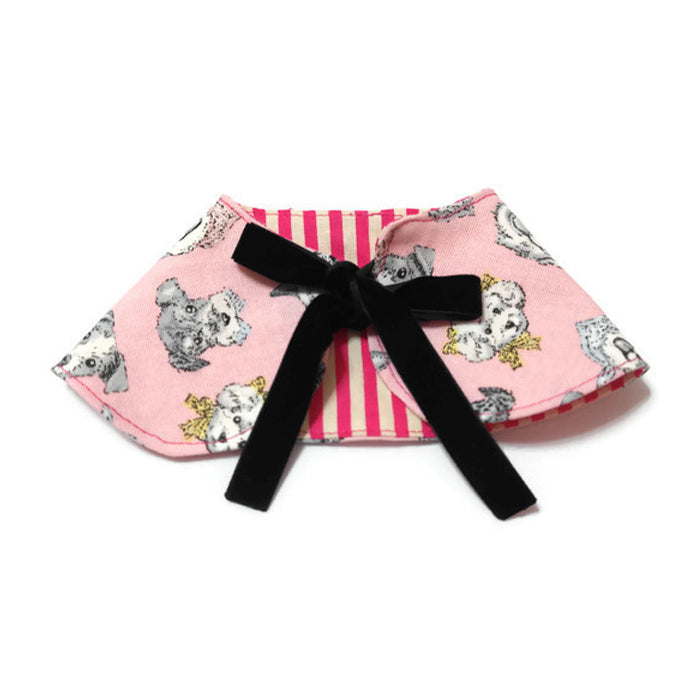 United Dogs Cape Collar Pink
