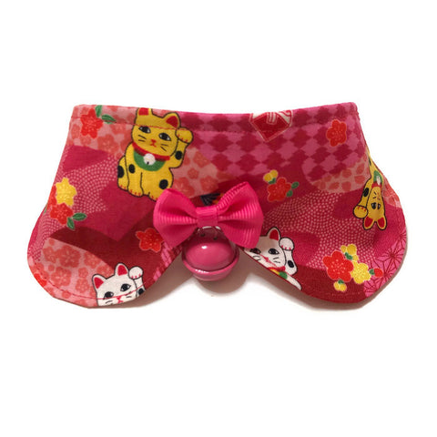 Fortune Dog Princess Collar Red