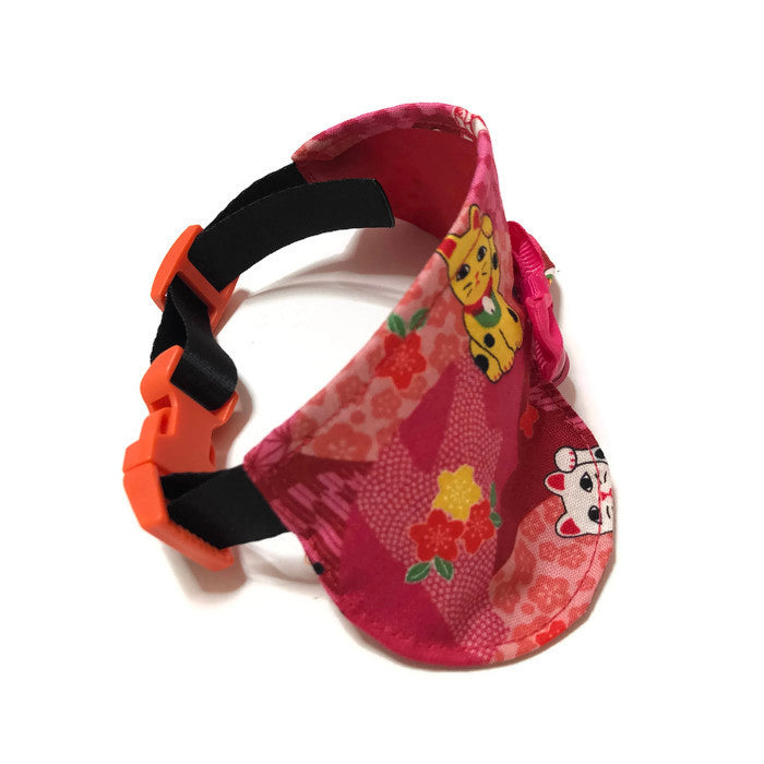 Fortune Cat Red Princess Collar