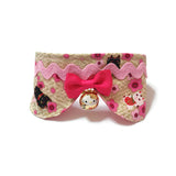 Sakura Fortune Cat Princess Collar Pink