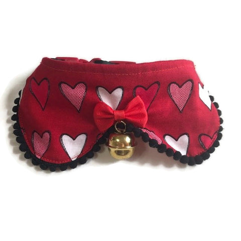 Wave of Wealth Red Princess Collar