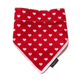 Mini Hearts Bandana