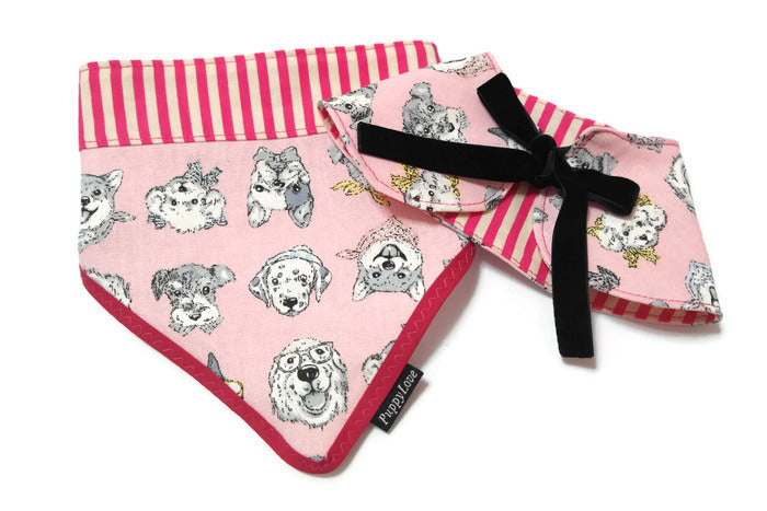 United Dogs Bandana Pink