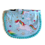Unicorn Dreams Bib