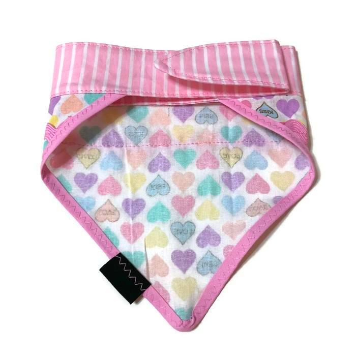 Candy Hearts Bandana