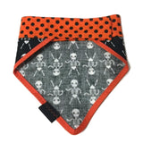 Happy Skeleton Bandana