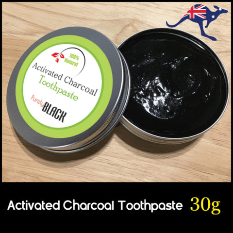 Charcoal Tooth Paste (Highly Recommended)