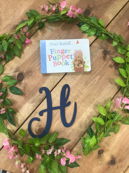 Peter Rabbit Finger Puppet Book - Hetty's Baby Boutique