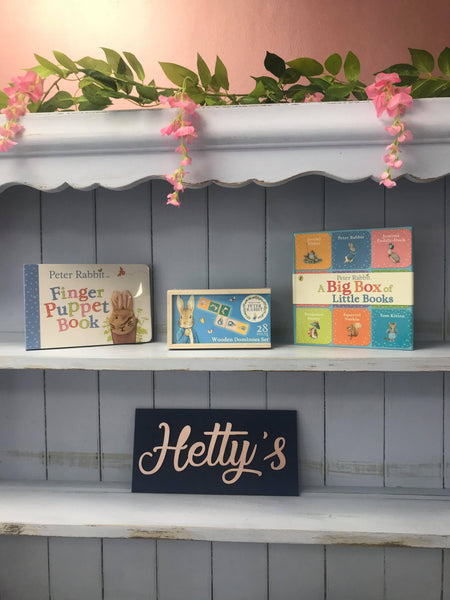 Peter Rabbit Dominoes - Hetty's Baby Boutique