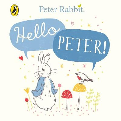 Hello Peter Book - Hetty's Baby Boutique