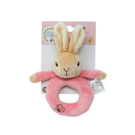 Peter Rabbit Ring Rattles - Hetty's Baby Boutique