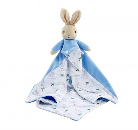 Peter Rabbit Snuggle Blanket - Hetty's Baby Boutique