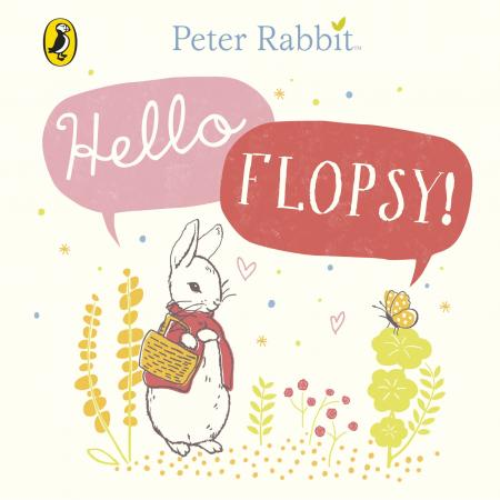 Hello Flopsy Book - Hetty's Baby Boutique
