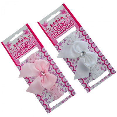 Bow Headband - Hetty's Baby Boutique