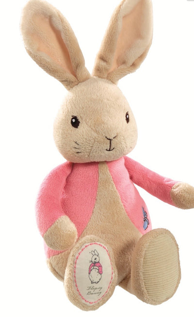 My First Bunny  (large) Peter Rabbit or Flopsy Bunny - Hetty's Baby Boutique