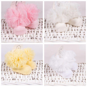 Tutu Ankle Socks - Hetty's Baby Boutique