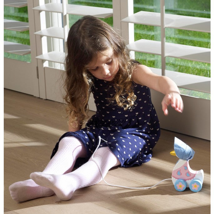 Pull Along Jemima - Hetty's Baby Boutique