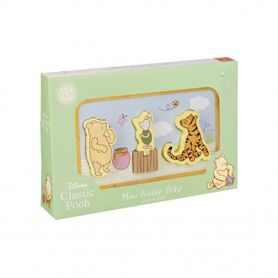 Winnie the Pooh Puzzle Tray - Hetty's Baby Boutique