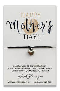 Happy Mothers Day Wish String - Hetty's Baby Boutique