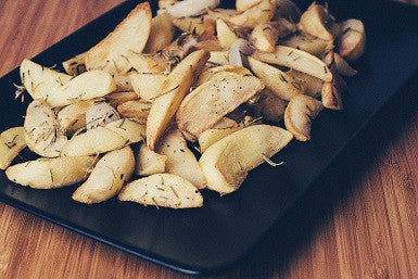 Lavender Roast Potatoes
