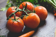 Lycopene in tomatoes will strengthen your skin and protect against sun damage.