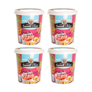Guava/Passion-fruit 4 pack