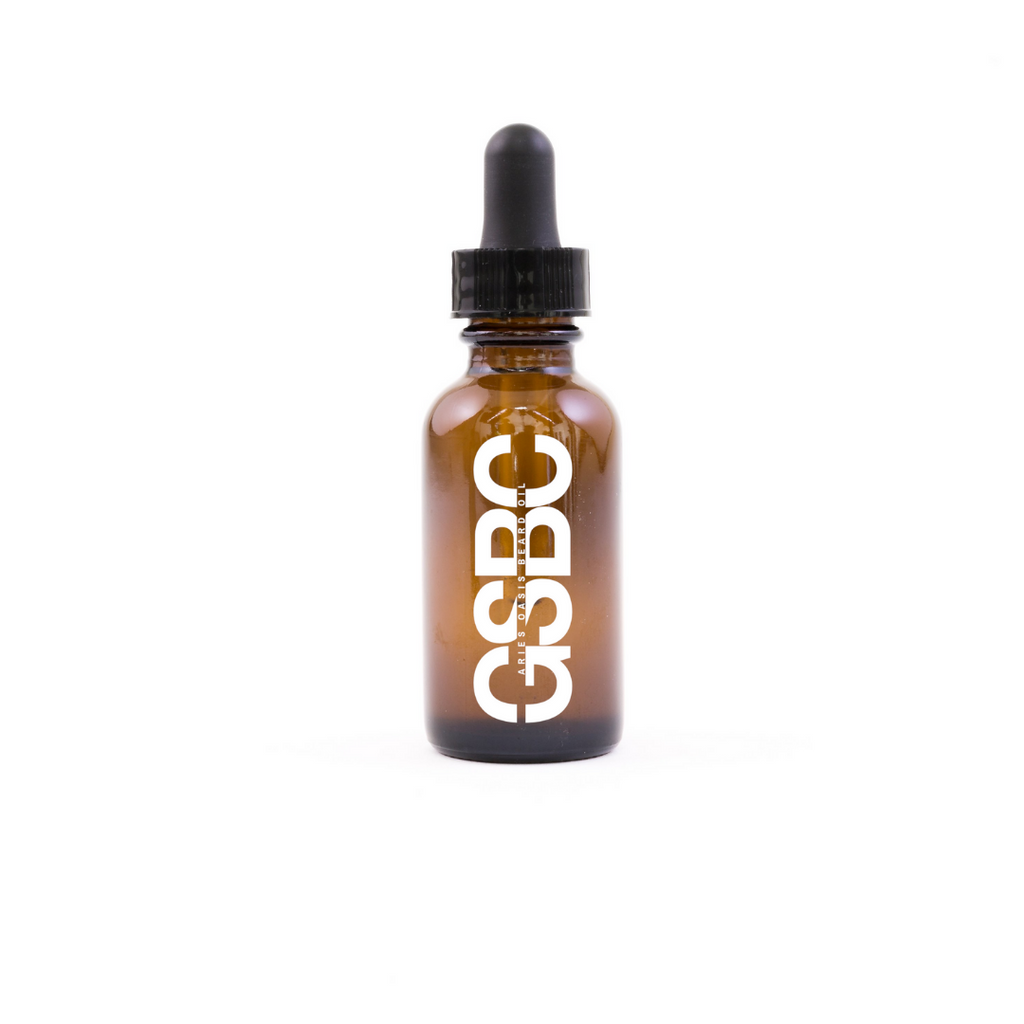 Aries Oasis: Tropical Beard Oil