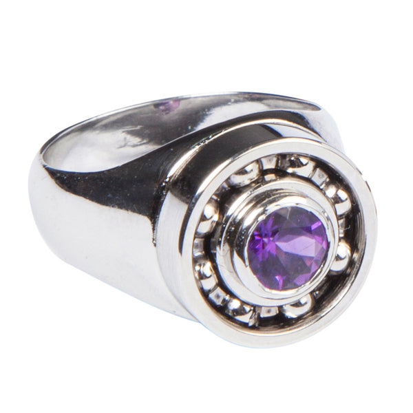 Amethyst Ball Bearing seal ring