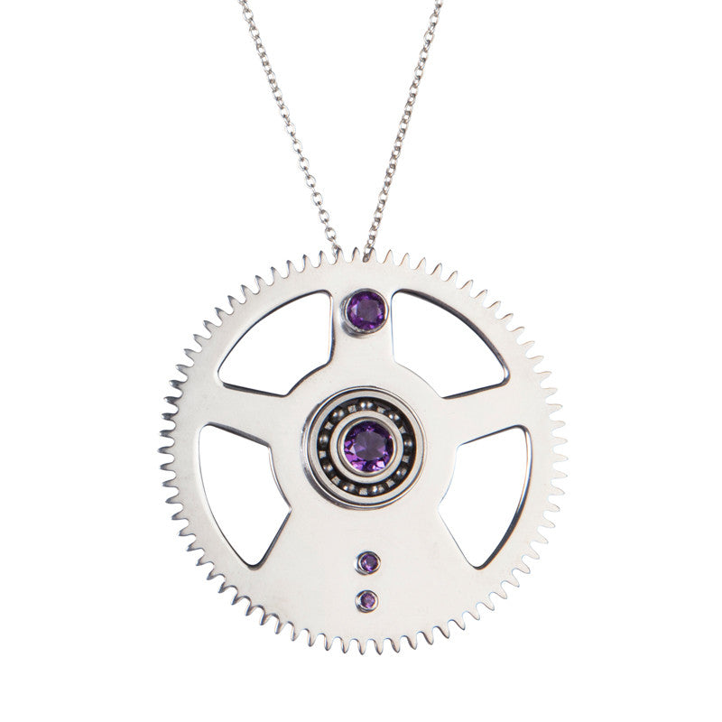 products pendant necklace the timeless link gear little