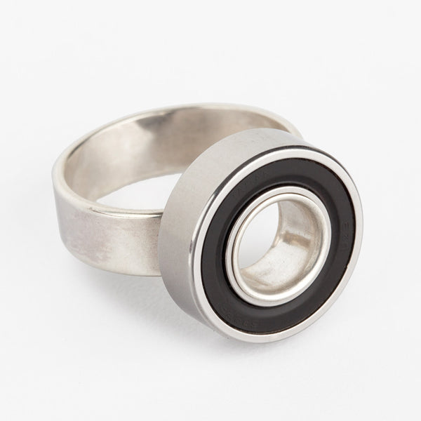 Black Ball Bearing ring