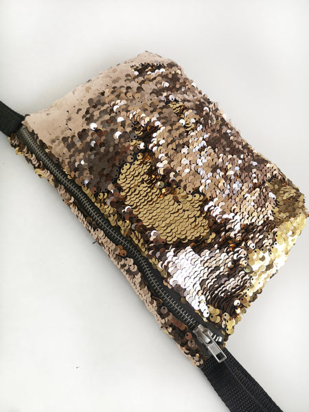 Sequins Moonbag