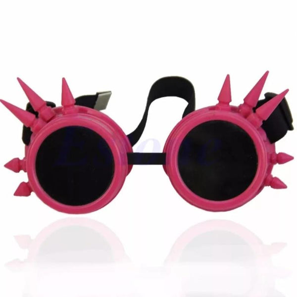 Plain Spike Goggles