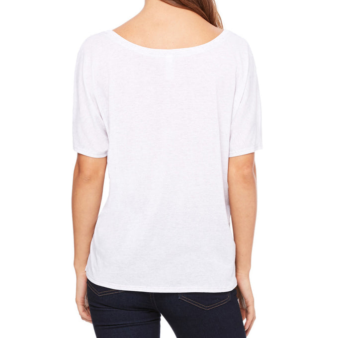 MORE RANDOM ACTS OF LOVE SLOUCHY SCOOP TEE
