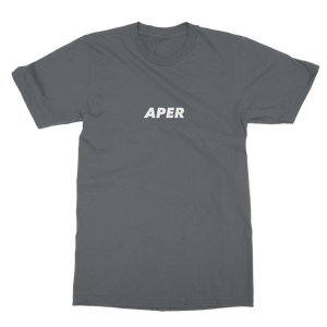 APER.CONSTRUCTION Back T-Shirt