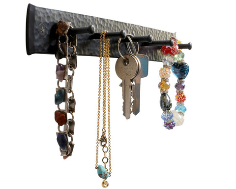 Decorative 5 Hooks Iron Key Holder