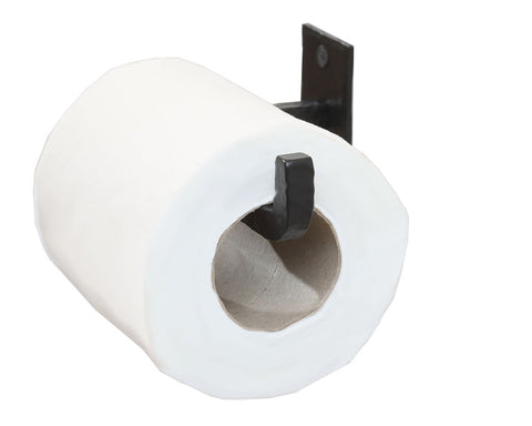 Wall Mounted Iron Toilet Paper Holder