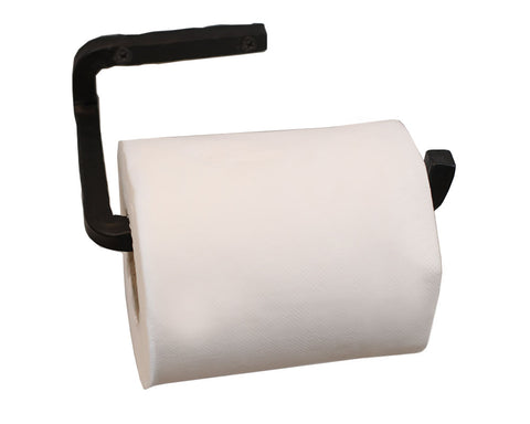 Wrought Iron Simple Toilet Paper Holder