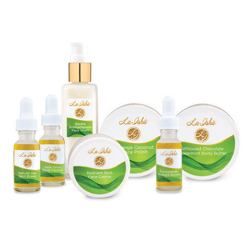 La Isha Face and Body Products